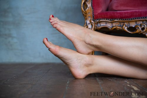 Beautiful Female Soles-35