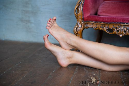 Beautiful Female Soles-40