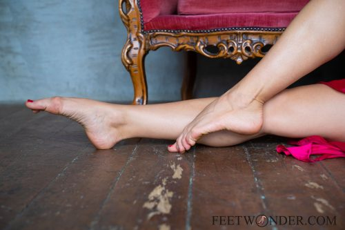 Beautiful Female Soles-42