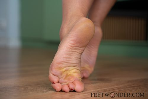 Sexy Female Soles And Toes-66