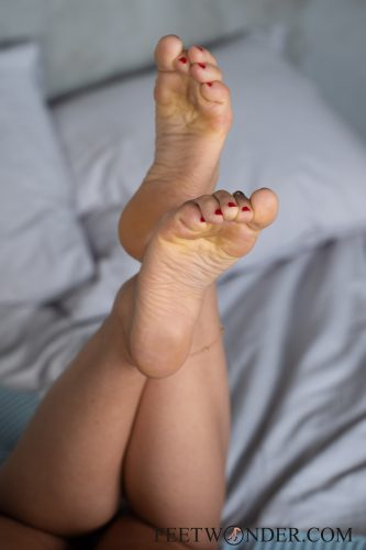 Sexy Female Soles And Toes-20
