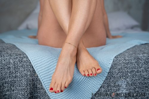 Sexy Female Soles And Toes-46