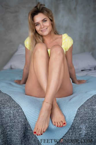 Sexy Female Soles And Toes-49