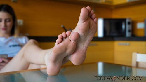 Sexy Soles And Toes